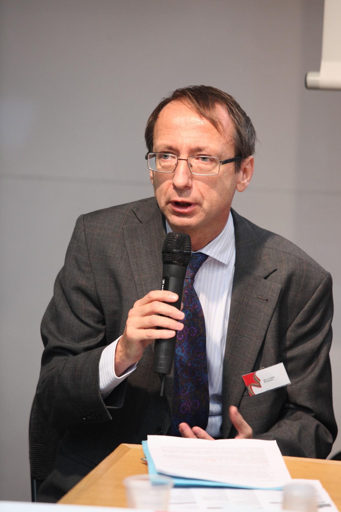 Professeur Olivier Cadot