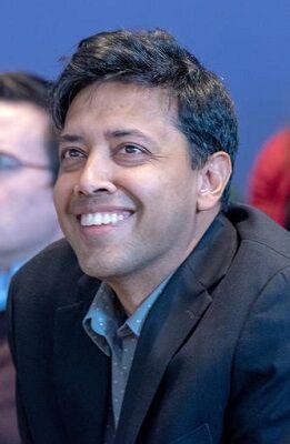 Ahmed Mushfiq Mobarak